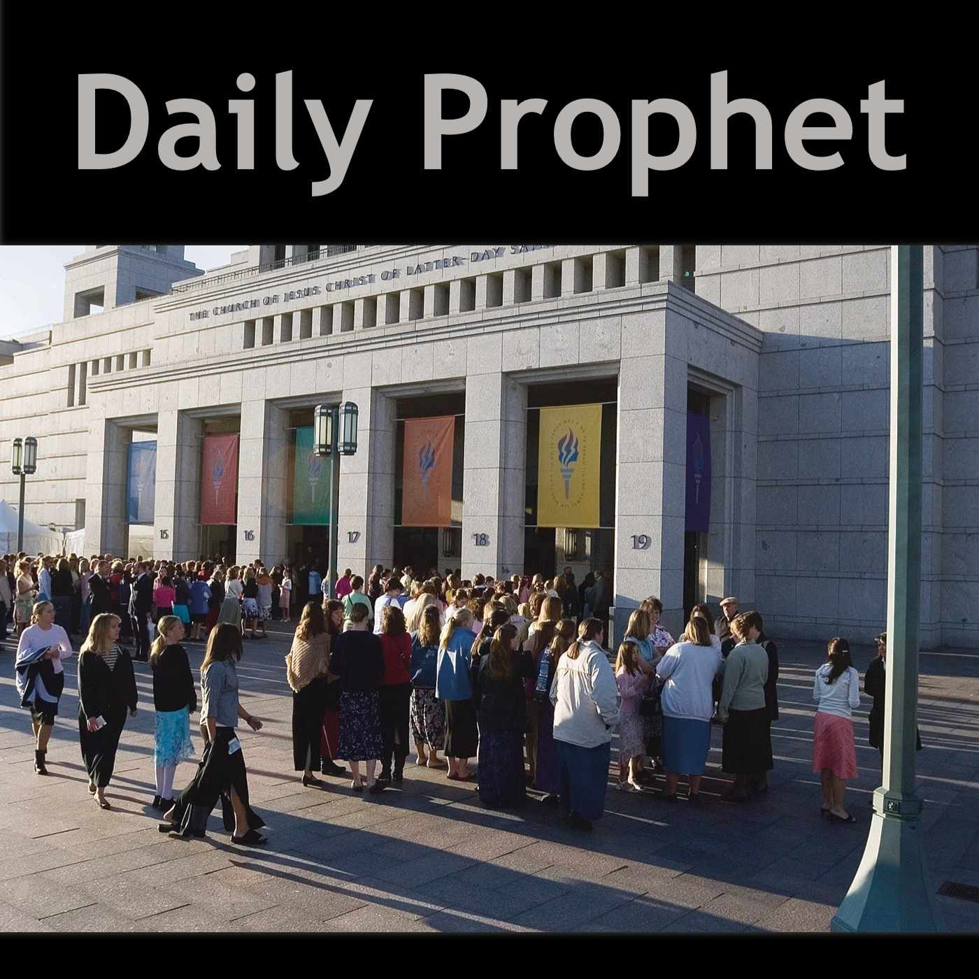 Daily Prophet: Talks from LDS leaders